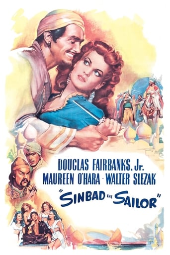 Poster of Sinbad the Sailor