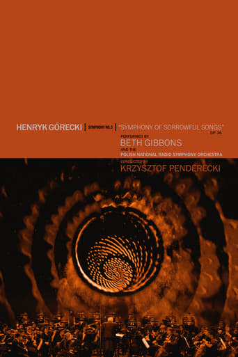 Poster of Beth Gibbons: Henryk Górecki: Symphony No. 3 (Symphony of Sorrowful Songs)