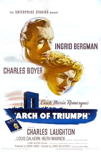 Poster of Arch of Triumph