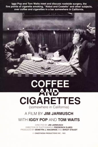 Poster of Coffee and Cigarettes III