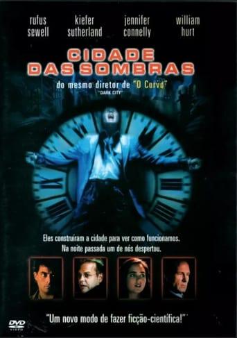 Cidade das Sombras - Poster