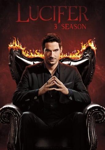 Lucifer 3ª Temporada - Poster