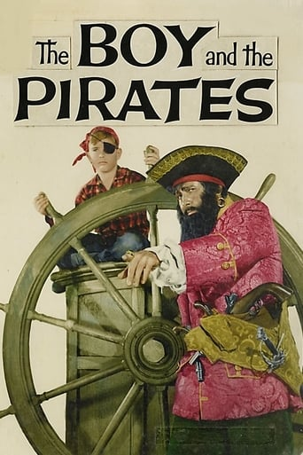 Poster of The Boy and the Pirates