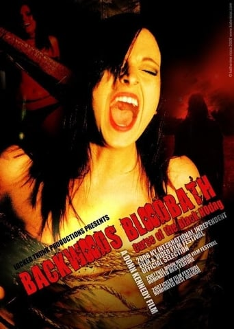 Poster of Backwoods Bloodbath: Curse of the Black Hodag