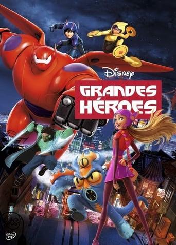 Big Hero 6 / 6 Grandes Héroes