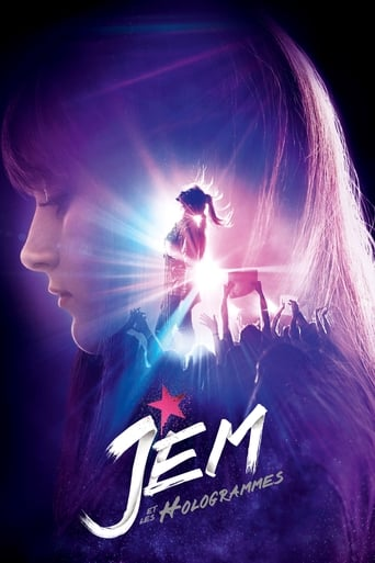 'Jem and the Holograms (2015)