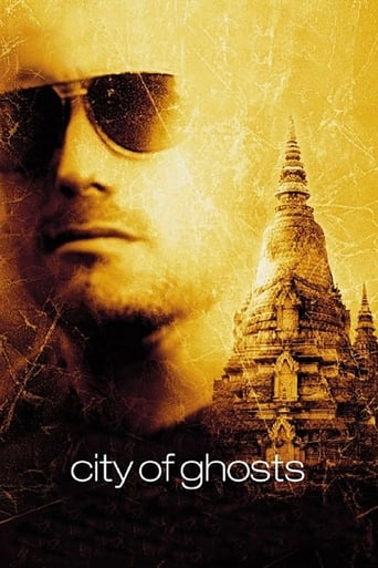 Poster of City of Ghosts