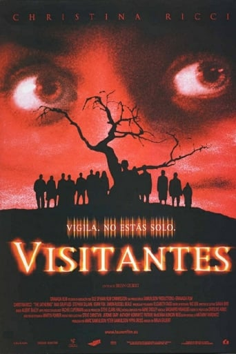 Poster of Visitantes