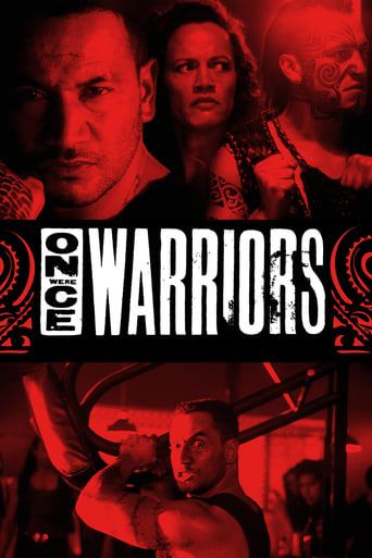 Poster Once Were Warriors