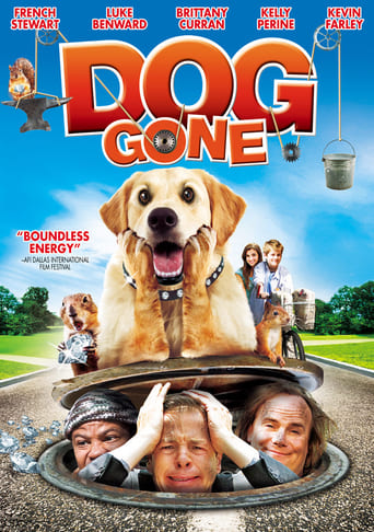 Poster of Dog Gone