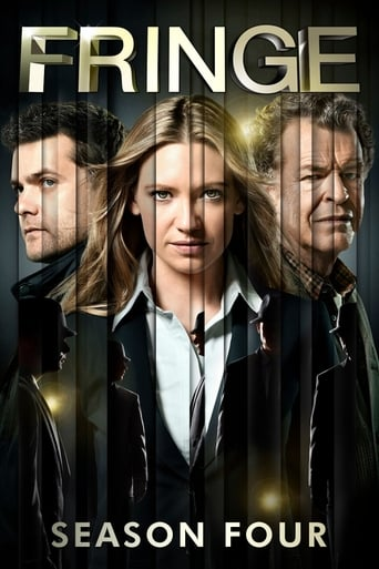Fronteiras 4ª Temporada - Poster