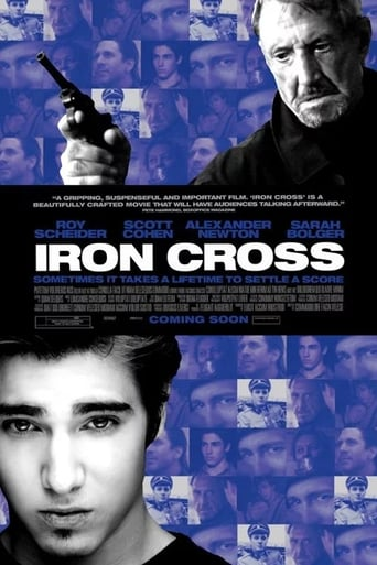 Poster of Iron Cross