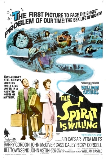 Poster of The Spirit Is Willing