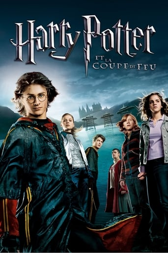 Poster of Harry Potter et la Coupe de feu