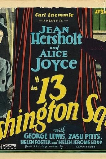 Poster of 13 Washington Square