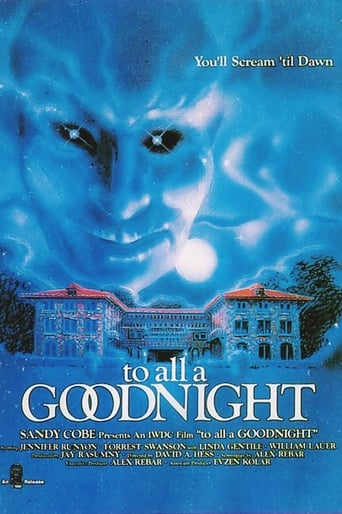Poster of To All a Goodnight