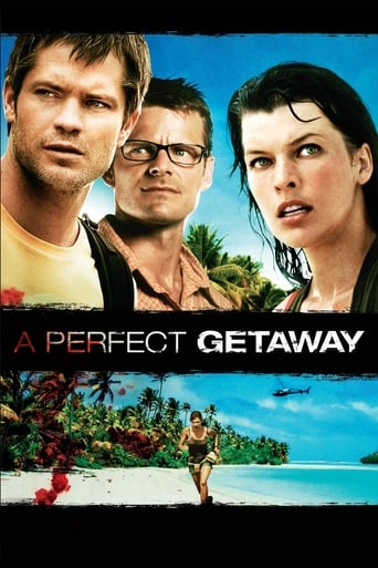 Poster of A Perfect Getaway