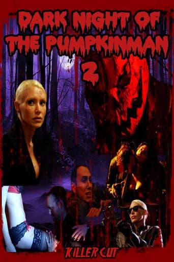Poster of Dark Night of the Pumpkinman 2