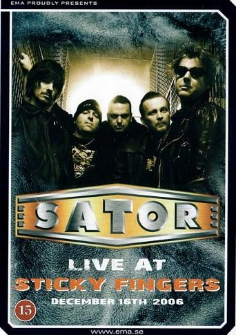 Sator: Live at Sticky Fingers
