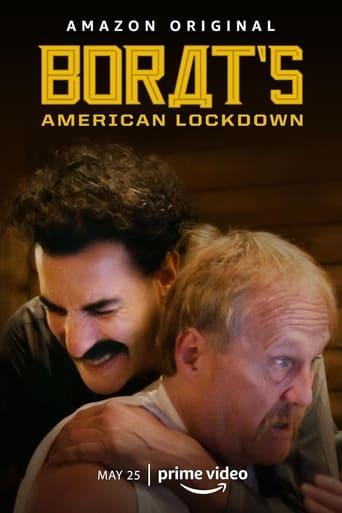 Borat's American Lockdown & Debunking Borat Poster