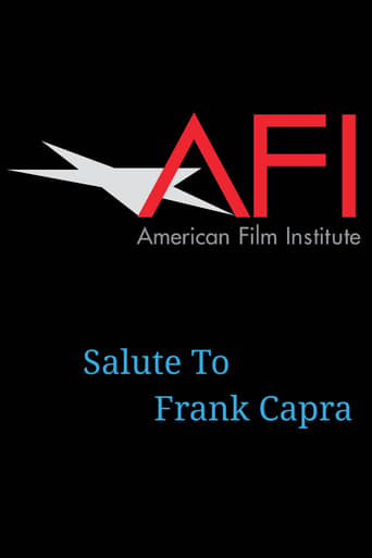 Poster of The American Film Institute Salute to Frank Capra