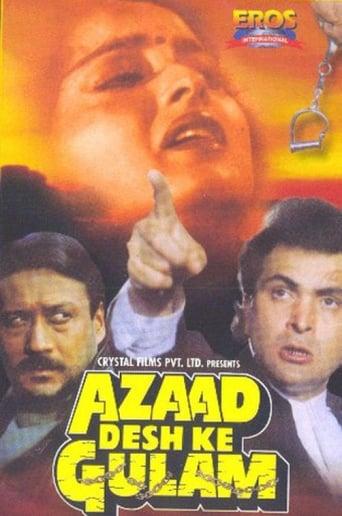 Poster of Azaad Desh Ke Gulam