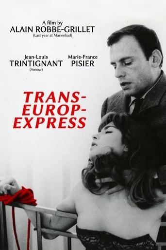 Poster of Trans-Europ-Express