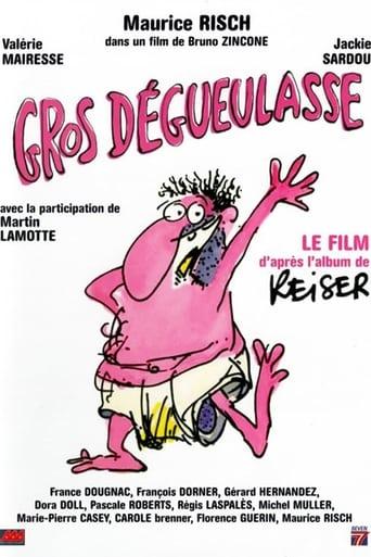 Poster of Gros Dégueulasse