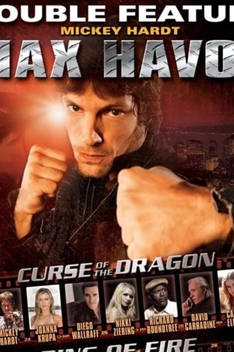 Poster of Max Havoc: círculo mortal.