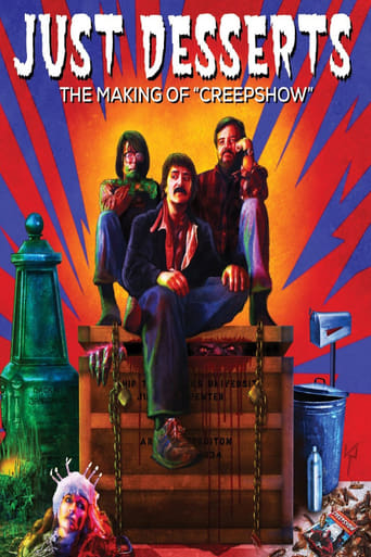 Poster of Just Desserts: The Making of 'Creepshow'