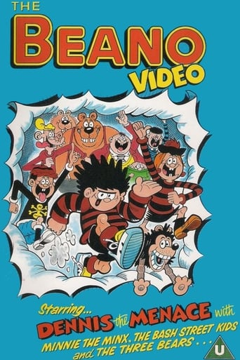Poster of The Beano Video