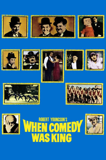 Poster of When Comedy Was King