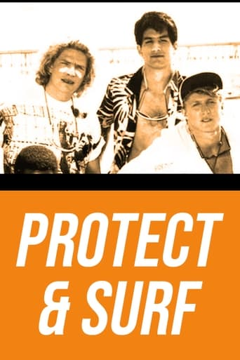 Poster of Protect and Surf