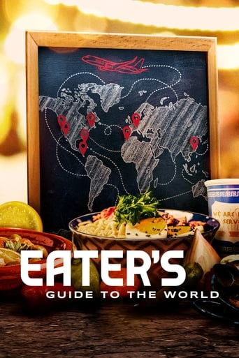 Eater's Guide to the World Poster