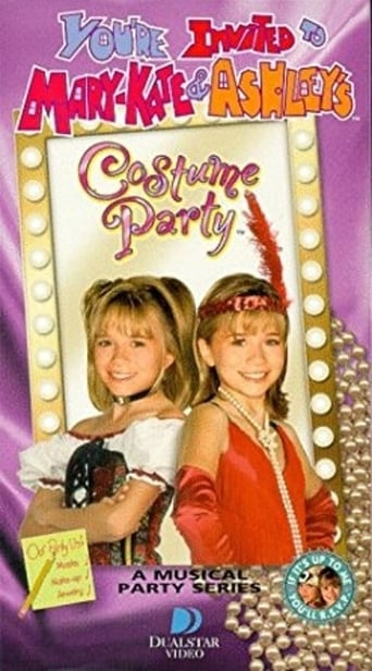 Poster of You're Invited to Mary-Kate & Ashley's Costume Party