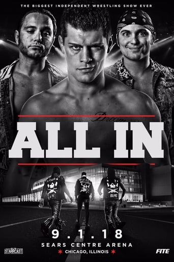 Poster of All In