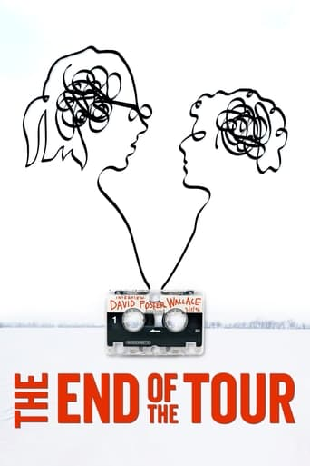 Poster of The End of the Tour