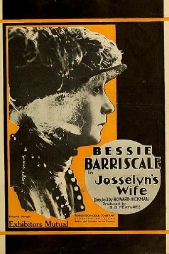 Josselyn's Wife Movie Poster