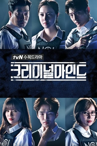 Poster of Mentes Criminales (korea)