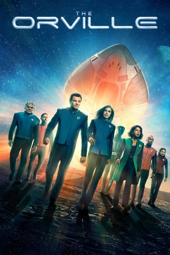 The Orville Movie Poster
