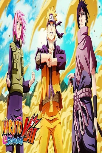 Poster of Naruto Shippûden Kaï