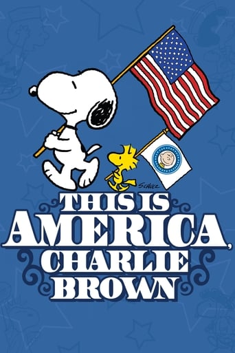 Poster of This Is America, Charlie Brown