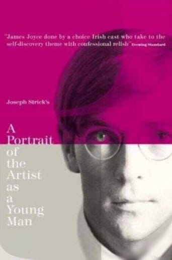Poster of A Portrait of the Artist as a Young Man
