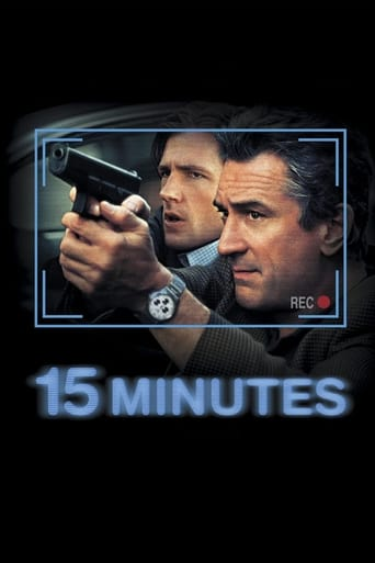 Poster of 15 Minutos
