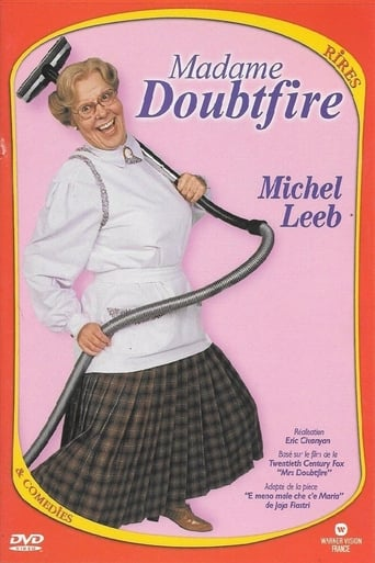 Poster of Madame Doubtfire