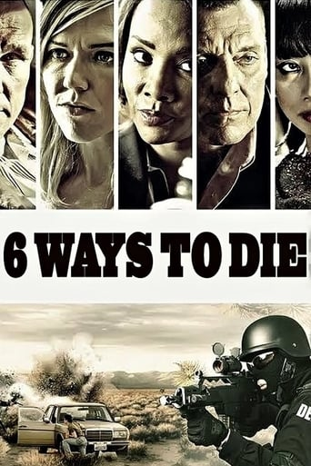 Poster of 6 Ways to Die