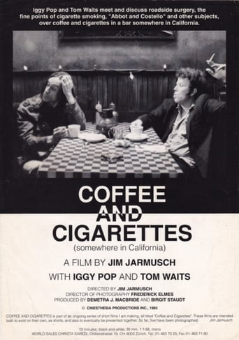 Coffee and Cigarettes III (1993)