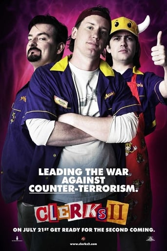 Poster of Back to the Well: 'Clerks II'