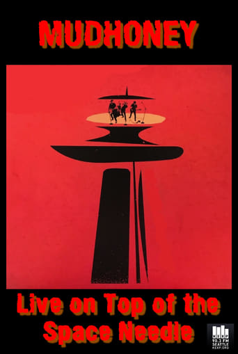 Poster of Mudhoney: On Top - Live on Top of the Space Needle