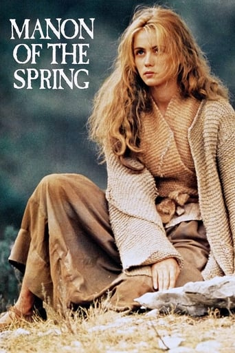 'Manon of the Spring (1986)